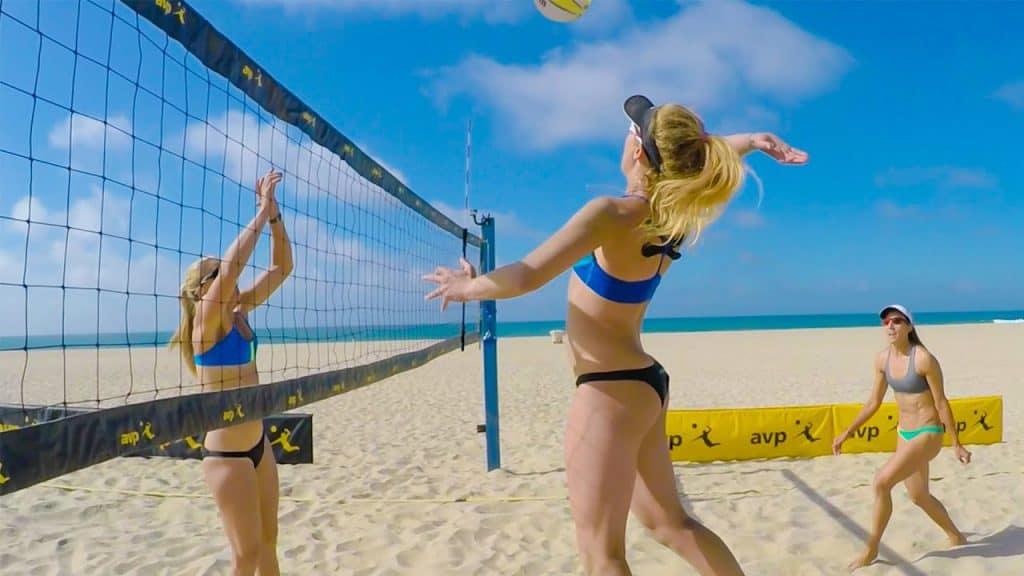 jak typować siatkówkę plażową