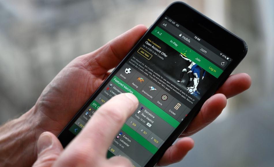aplikacje mobilne bukmacherów 2021